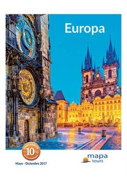 Ofertas de Linea Tours  en el folleto de Madrid