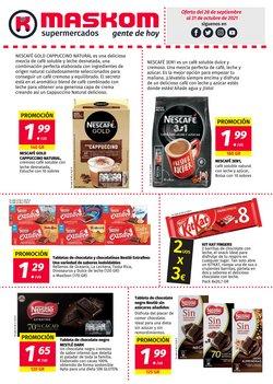 Catálogo Maskom Supermercados ( 13 días más)