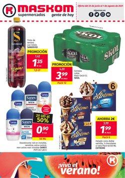 Catálogo Maskom Supermercados ( 5 días más)