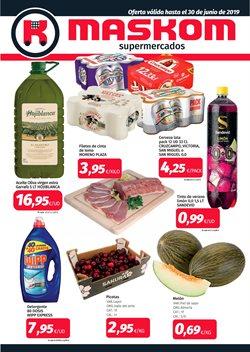 Ofertas de Maskom Supermercados  en el folleto de Sevilla