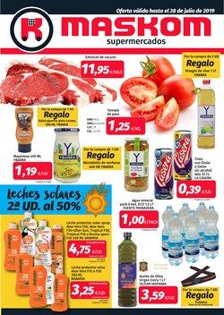 Ofertas de Maskom Supermercados  en el folleto de Mijas