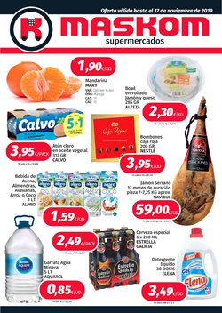 Ofertas de Maskom Supermercados  en el folleto de San Pedro de Alcántara
