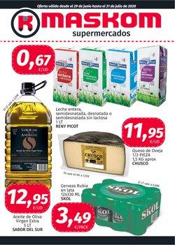Catálogo Maskom Supermercados en Sevilla ( 15 días más )