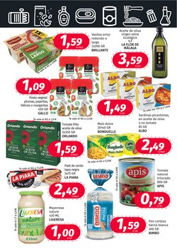Ofertas de Gallo en Maskom Supermercados