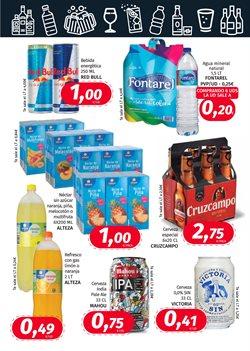 Ofertas de Cerveza especial en Maskom Supermercados