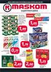 Catálogo Maskom Supermercados en Alcalá de Guadaira ( Caducado )