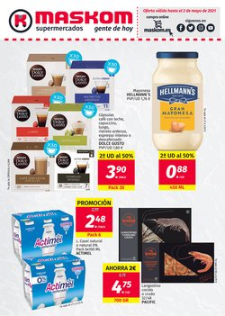 Catálogo Maskom Supermercados ( Caducado)