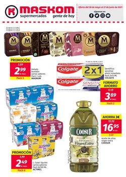 Catálogo Maskom Supermercados ( 11 días más)