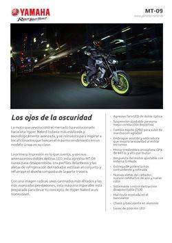 Ofertas de Yamaha  en el folleto de Madrid