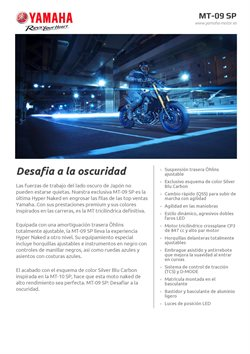 Ofertas de Coche, moto y recambios  en el folleto de Yamaha en Leganés