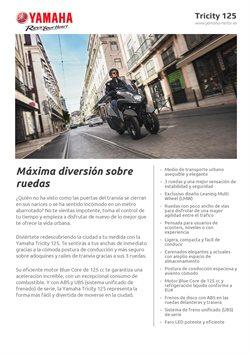 Ofertas de Moto  en el folleto de Yamaha en Torrevieja
