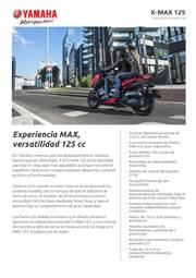 Yamaha X-MAX125 2018