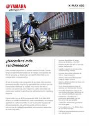 Yamaha X-MAX400 2018