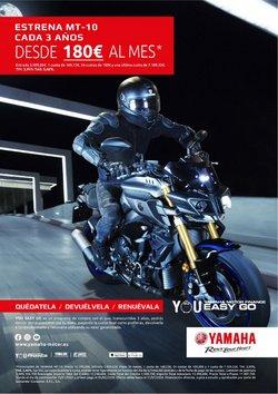Catálogo Yamaha en Estepona ( Más de un mes )