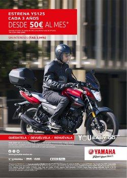 Catálogo Yamaha ( Más de un mes)