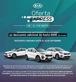 Ofertas de Coches, Motos y Recambios en el catálogo de Kia en Cehegín ( Caduca hoy )