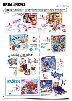 Ofertas de Juguetes  en el folleto de DRIM en Badalona