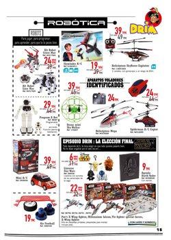 Ofertas de Marvel  en el folleto de DRIM en Madrid