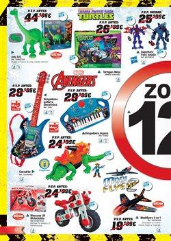 Ofertas de Dinosaurios  en el folleto de DRIM en Madrid