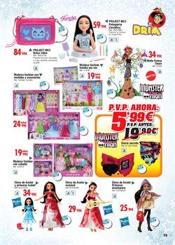 Ofertas de Monster High  en el folleto de DRIM en Coslada