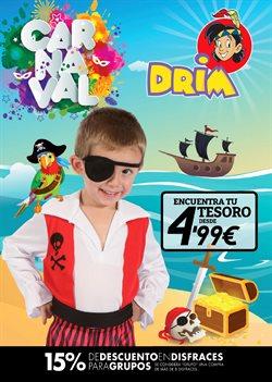 Ofertas de DRIM  en el folleto de Alicante