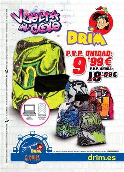 Ofertas de Juguetes y bebes  en el folleto de DRIM en Fuenlabrada