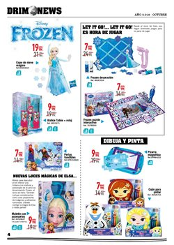 Ofertas de Juegos de mesa infantiles  en el folleto de DRIM en Madrid