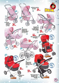 Ofertas de Paseo bebé  en el folleto de DRIM en Madrid