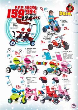 Ofertas de Bicicletas  en el folleto de DRIM en Madrid