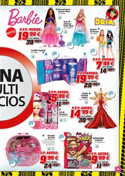 Ofertas de Maquillaje  en el folleto de DRIM en Castelldefels