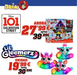 Ofertas de Juguetes y Bebés  en el folleto de DRIM en Vilassar de Mar