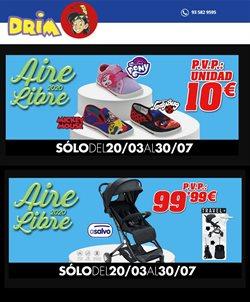 Catálogo DRIM en Barcelona ( 16 días más )