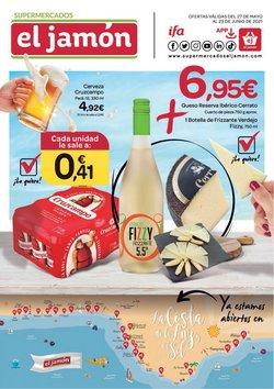 Catálogo Supermercados El Jamón ( 6 días más)