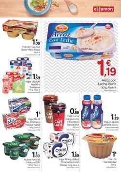 Ofertas de Activia en el catálogo de Supermercados El Jamón ( 5 días más)