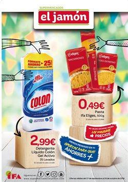Ofertas de Supermercados El Jamón  en el folleto de Dos Hermanas