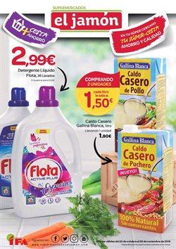 Ofertas de Supermercados El Jamón  en el folleto de El Puerto De Santa María