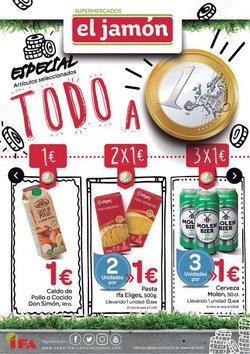Ofertas de Supermercados El Jamón  en el folleto de Alcalá de Guadaira