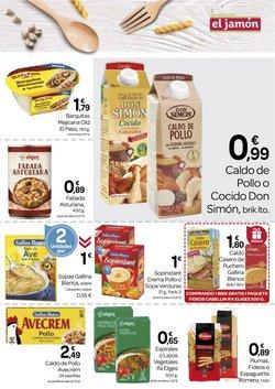 Ofertas de Sabores del mundo en Supermercados El Jamón