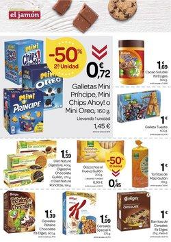 Ofertas de Kellogg's en Supermercados El Jamón