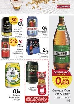 Ofertas de Estrella Galicia en Supermercados El Jamón