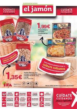 Catálogo Supermercados El Jamón en San Juan de Aznalfarache ( 21 días más )