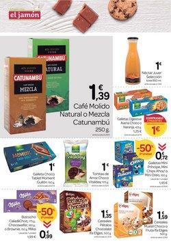 Ofertas de Tortitas en Supermercados El Jamón