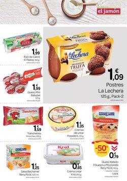 Ofertas de Queso en lonchas en Supermercados El Jamón