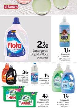Ofertas de Ariel en Supermercados El Jamón