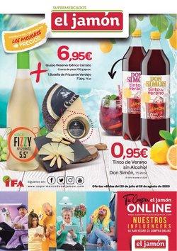 Catálogo Supermercados El Jamón en Bollullos Par del Condado ( 21 días más )