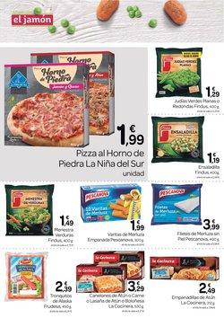 Ofertas de Canelones en Supermercados El Jamón