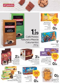 Ofertas de Gullón en Supermercados El Jamón