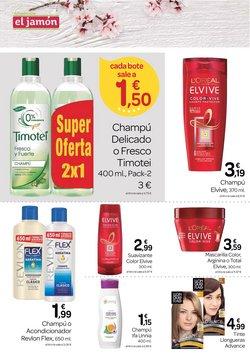 Ofertas de Revlon en Supermercados El Jamón