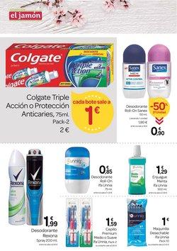 Ofertas de Desodorante en spray en Supermercados El Jamón