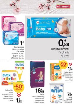 Ofertas de Comida para bebé en Supermercados El Jamón